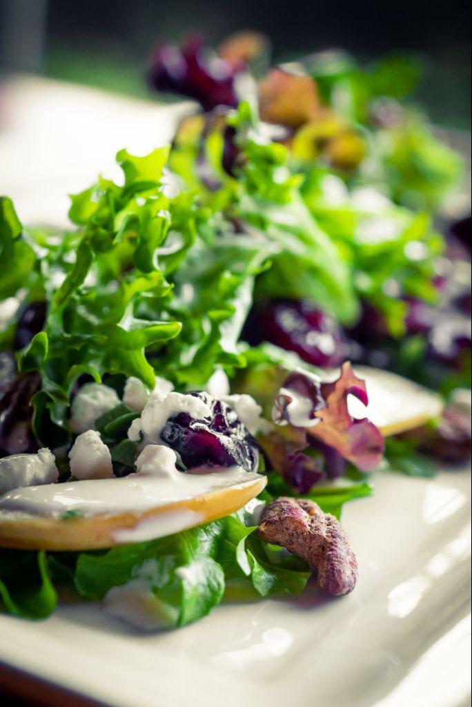 Winter Woodfire Salad