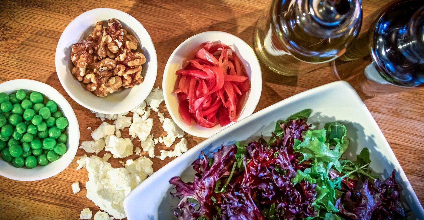 Summer Woodfire Salad